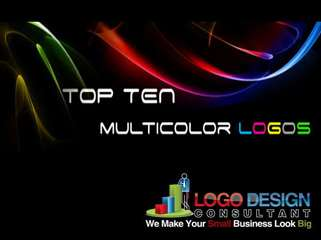 Top 10 Multicolored Logos