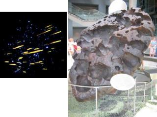 Meteorite composition