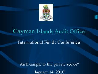 Cayman Islands Audit Office
