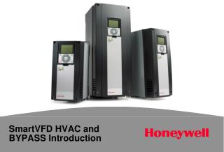 SmartVFD HVAC and BYPASS Introduction