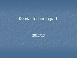 K miai technol gia I.
