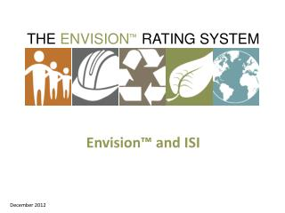 Envision  and ISI
