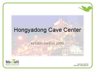 Hongya Cave Center