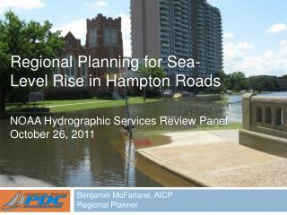 Regional Planning for Sea-Level Rise in Hampton Roads