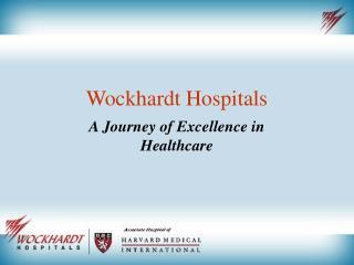 Wockhardt Hospitals