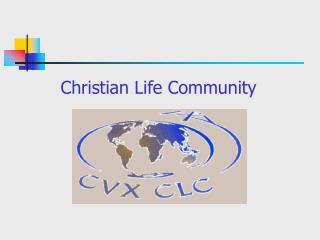 Christian Life Community