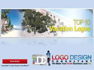Top 10 Vacation Logos