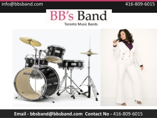 Toronto Music Bands, Corporate Events Bands Toronto, Corpora