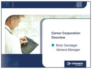 Cerner Corporation Overview