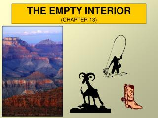 THE EMPTY INTERIOR CHAPTER 13