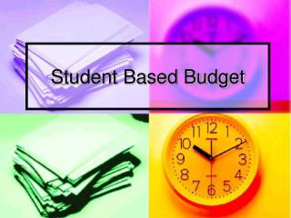Student Based Budget