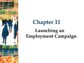 Launching an Employment Campaign