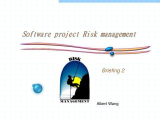 Software project Risk management