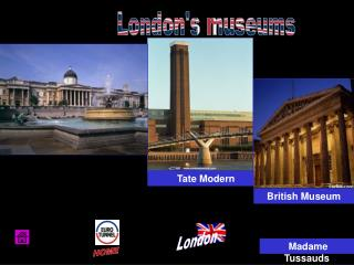 Londons museums