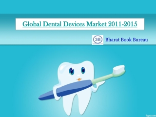 Global Dental Devices Market 2011-2015