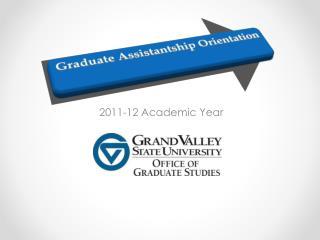 2011-12 Academic Year