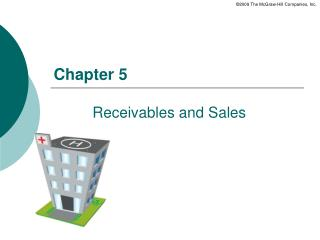 Receivables and Sales
