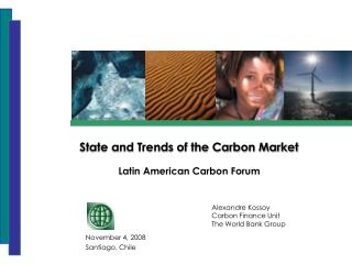 State and Trends of the Carbon Market