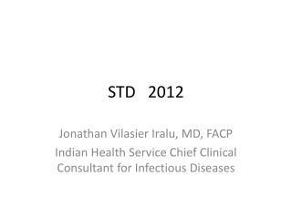 STD   2012