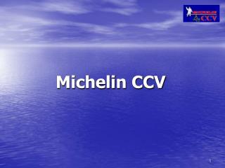 Michelin CCV