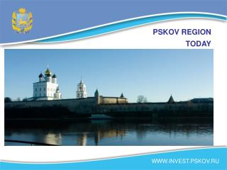 PSKOV REGION TODAY