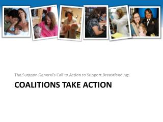 Coalitions take action