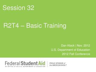 R2T4   Basic Training