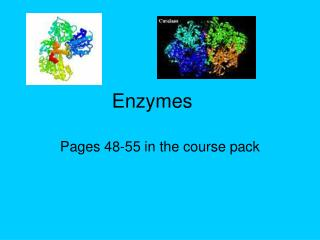 Enzymes