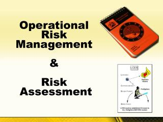 Operational Risk Management    Risk  Assessment