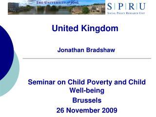 United Kingdom   Jonathan Bradshaw