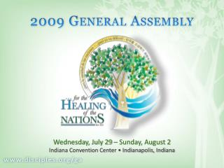 2009 General Assembly