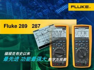Fluke 289   287
