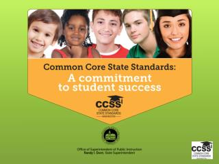 Common Core State Standards in English Language Arts