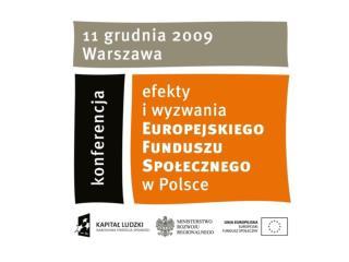 Warszawa, 11 grudnia 2009