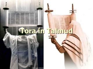 Tora in Talmud