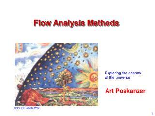 Flow Analysis Methods