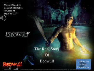 The Real Story  Of Beowulf