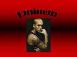 Eminem Early On