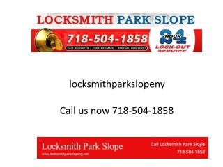 park slope locksmith