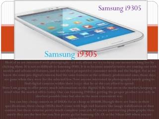 Samsung i9305