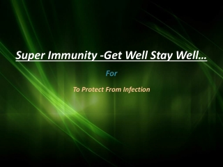 Super Immunity Supplements and Vitamin In West Covina/CA