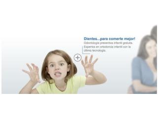 Vitaldent con la ortodoncia infantil de colores y estetica