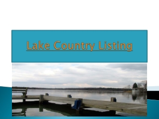 Delafield homes for sale