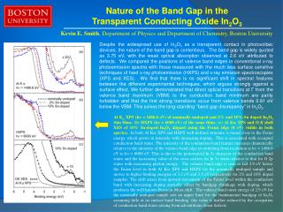 Nature of the Band Gap in the Transparent Conducting Oxide In2O3