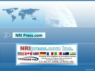 NRI Press