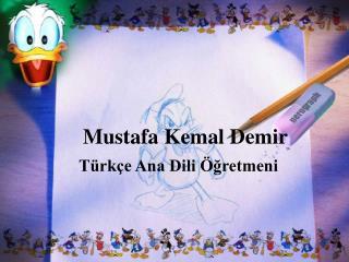 Mustafa Kemal Demir