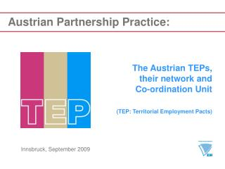 Austrian Partnership Practice: