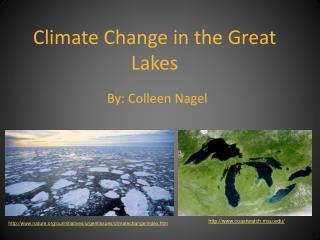 Climate Change in the Great Lakes