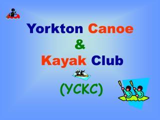 Yorkton Canoe