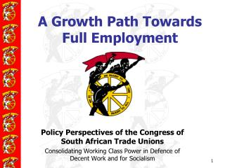 A Growth Path Towards Full Employment